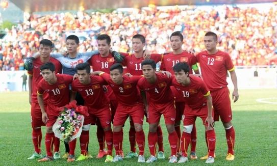 ナショナルフットボールチーム(べトナム代表)とのスポンサー契約を締結