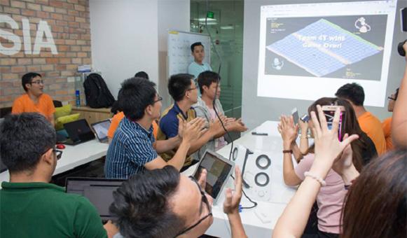 社内エンジニア向けスキルアップイベント「EVA Ai Hackathon 2018」開催のご報告