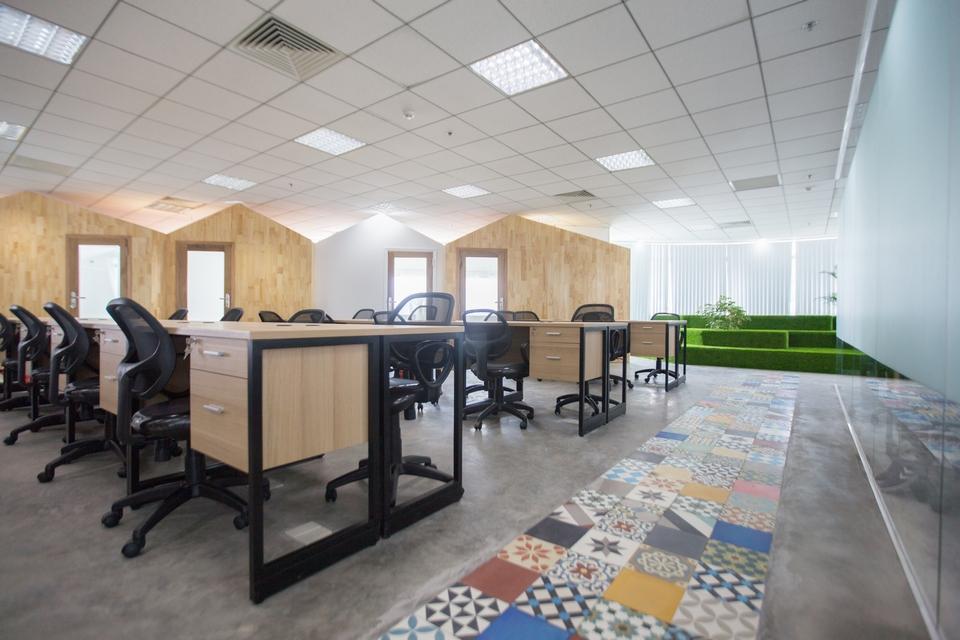 ホーチミンにエボラブルアジアの新しいオフィスがオープンしました。