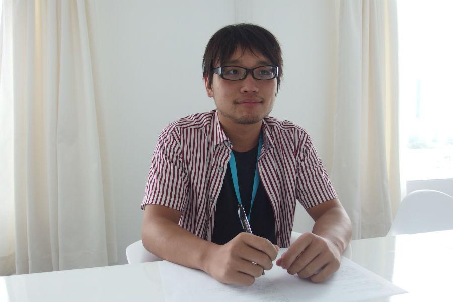 Konishi Kosukeさん