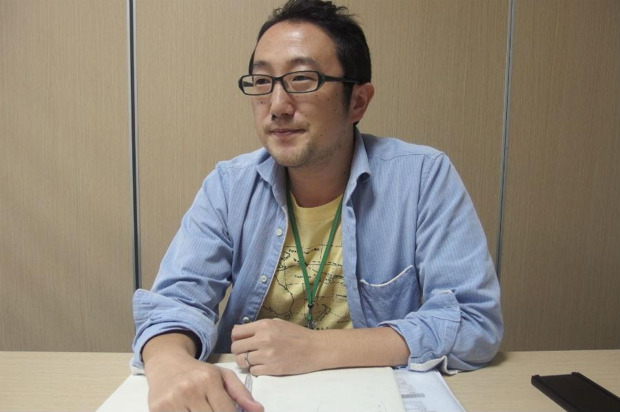 Tanaka Tomotakaさん