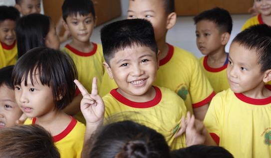 ベトナムの恵まれない子どもたちへの支援活動実施のご報告